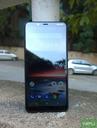 Nokia 3.1 Plus seen running Android Pie on Geekbench