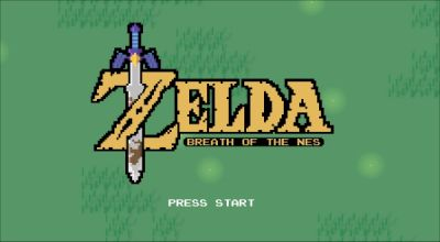 How Long Before The Fan Made 2D Version Of Breath Of The Wild Gets Taken Down?