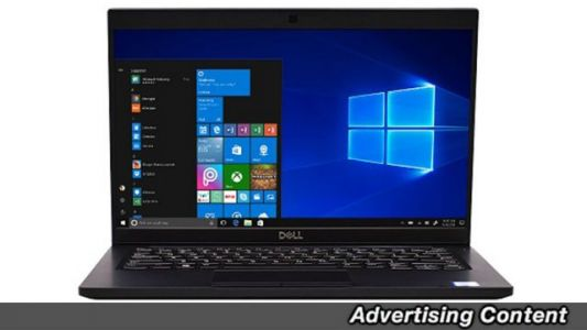 This Refurbished Dell Latitude Touchscreen Laptop Is On Sale For Over 30 Percent Off