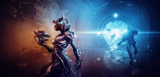 Warframe adds Sanctuary Onslaught mode and shiny new toys
