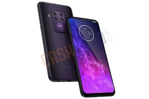 Motorola One Pro renders appear showing off a quad-camera setup, in-display fingerprint scanner