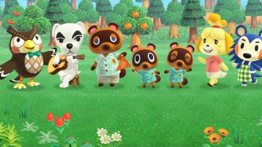 Animal Crossing New Horizons:  meilleur lancement de la licence et d'un jeu sur Switch