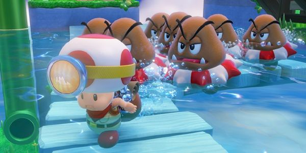 It Looks Like Nintendo Is Interested In More 3D Gaming