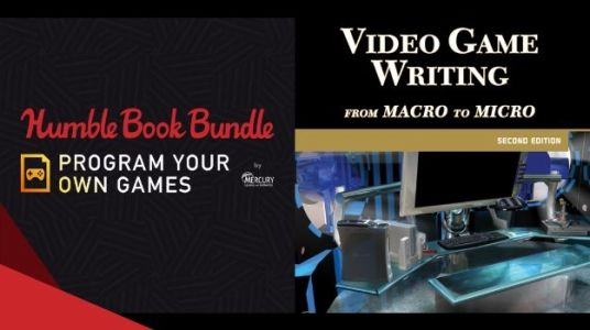 Geek Deals: Learn About Gamedev for $1 with Humble Book Bundle