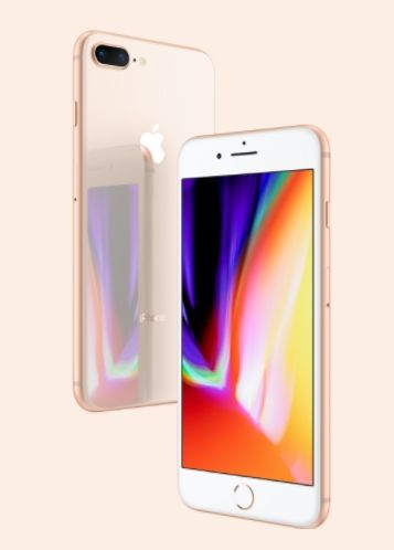IPhone 8 and iPhone 8 Plus Go Official, With Apple A11 Bionic Chipset, Glass Back