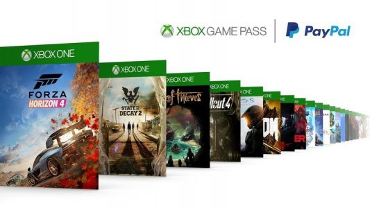 Snag a free month of Xbox Game Pass when you buy one with PayPal