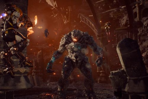 Anthem review: A great first impression and not much else