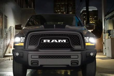 2019 RAM 1500 Classic Warlock special edition: badass style without the whoop
