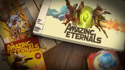 Warframe Developers Announce THE AMAZING ETERNALS: The Next Epic Free-to-Play FPS