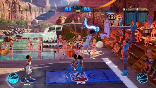 NBA Playgrounds 2 Delayed On The Eve Of Its Release