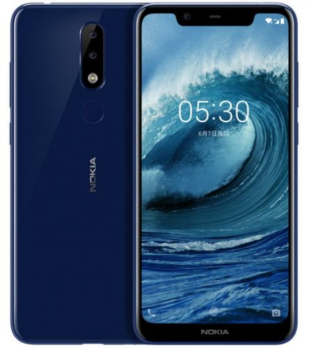 Nokia X5 Is Official With 6GB Of RAM, Dual Cameras & Oreo