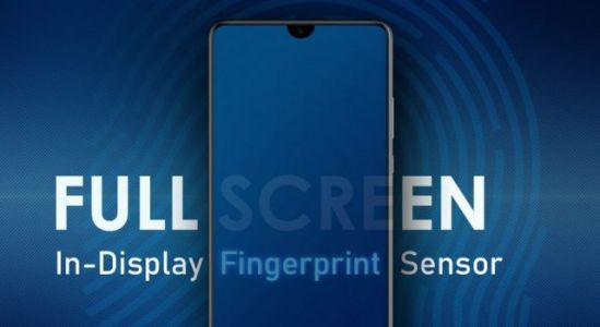 Samsung patents a fingerprint reader that works on the entire screen