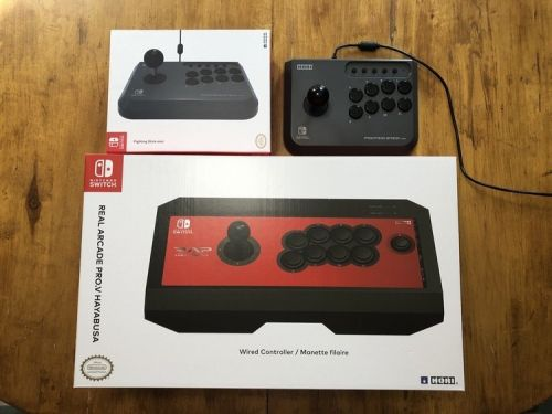Shoryuken review: The HORI Fighting Stick MINI makes its way to Nintendo Switch as a great companion to the portable console