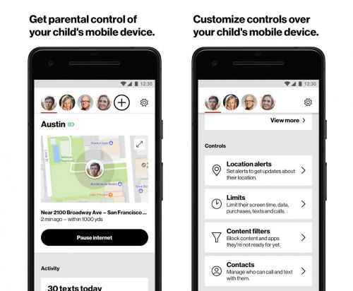 Verizon Smart Family will let you track your kids' locations, monitor usage, and more