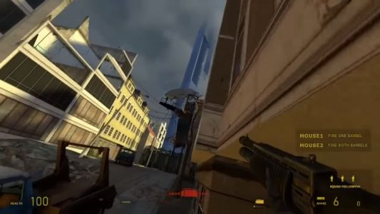 Half-Life 2 Mobility Mod Basically Turns It Into Titanfall 2
