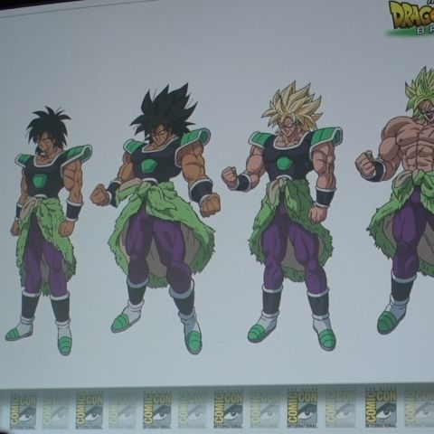 Comic-Con 2018: Dragon Ball Super: Broly Movie Trailer Reveals Some Big Fights