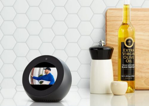 Amazon just discounted its hot new Echo Spot for the first time ever