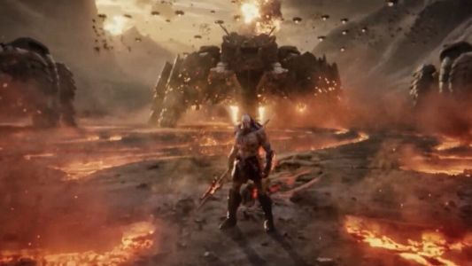 Zack Snyder Shares a Photo of Darkseid From His Upcoming Cut of JUSTICE LEAGUE