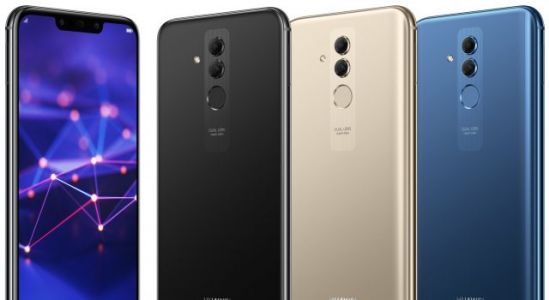 Huawei Mate 20 Pro Will Likely Sport a Tiny Notch and a Thin Chin