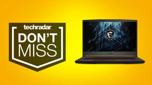 MSI gaming laptop with RTX 3060 now just $849 in early Best Buy Black Friday deal