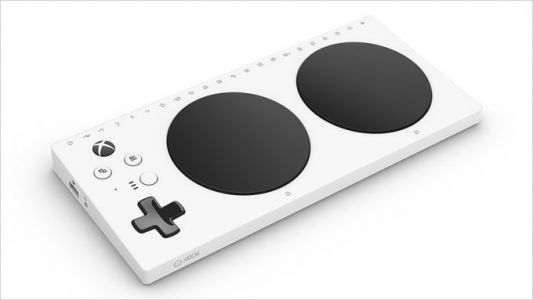 Xbox Adaptive Controller official, and it's fascinating