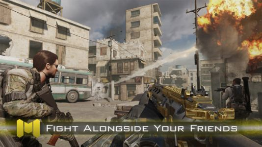 'Call of Duty: Mobile' Puts War In Your Pocket