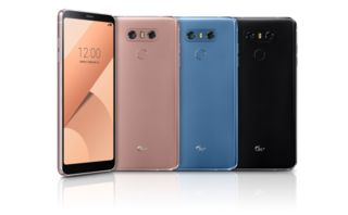 LG unveils 128GB G6 Plus, adds bonus features to the G6 - CNET