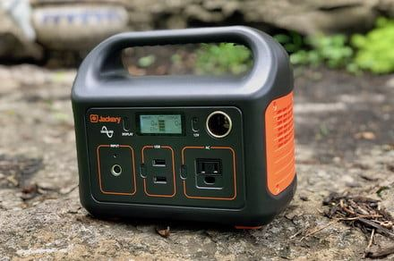 The best battery packs and power stations for use in the outdoors