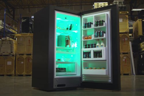 Microsoft is giving away a full-size Xbox Series X fridge that really works