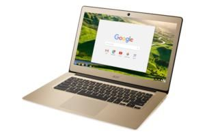 Walmart's selling an all-aluminum Chromebook with a comfy keyboard for just $220