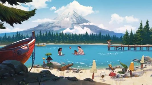 Check Out Oregon's Anime Tourism Commercial