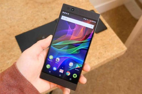 Razer Phone 2 event happening October 10th
