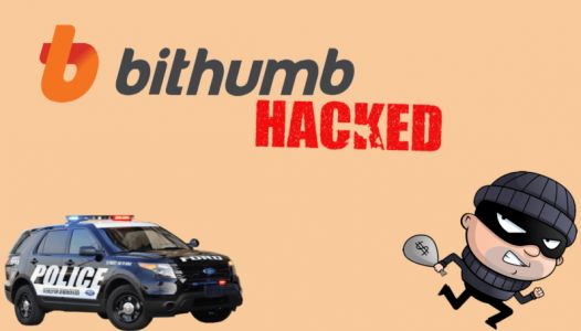 South Korea's Bithumb loses $31.5m in cryptocurrency heist