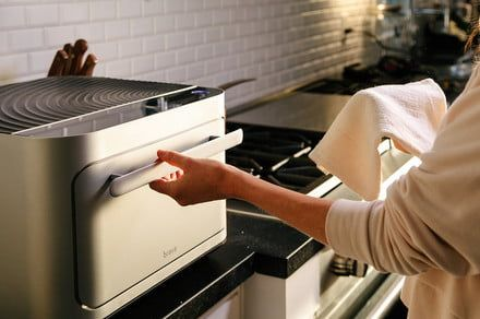 The Brava Oven uses light - and seemingly magic - to cook. It changes everything