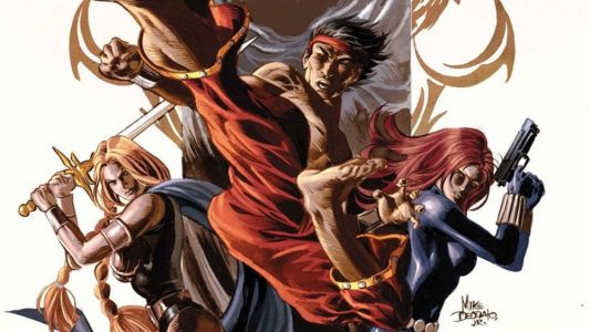 Kevin Feige Talks About Marvel's Upcoming Martial Arts Film SHANG-CHI
