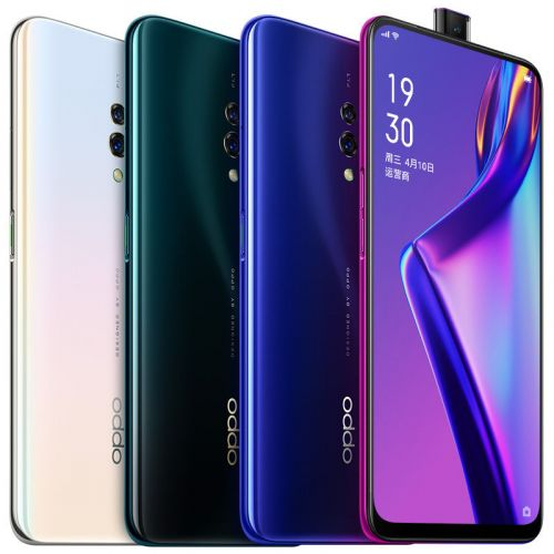 OPPO K3 arrives in India, priced as low as Realme X