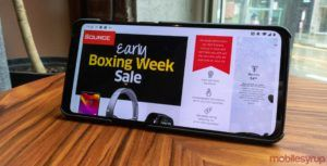 The Source unveils its 'Early Boxing Week' deals