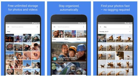 Google Photos for Android updated with support for Live Albums