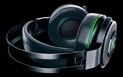 Razer's new Thresher Ultimate headset combines stellar specs with a bit of class