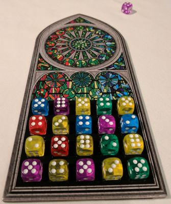 Different Sides to a Die: Three Unique Dice Games