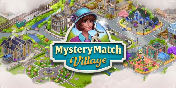 Mystery Match Village is a puzzler combining match-3 gameplay with narrative-driven thriller, out now for iOS and Android