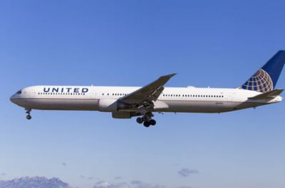 A drone came uncomfortably close to a United Airlines jet landing at Newark