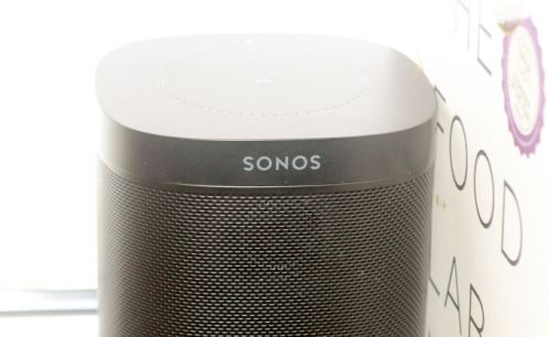 The Sonos One offers all that wireless speaker goodness with a side of Alexa