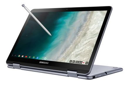 Enjoy the internet anywhere with LTE on the new Samsung Chromebook Plus v2