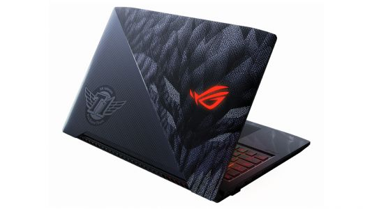 Asus outs a 'limited edition' ROG gaming laptop with a League of Legends pro