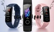 Honor Band 5 confirmed to launch on July 23 alongside Honor 9X