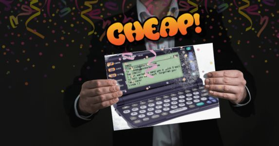CHEAP: Own a piece of Internet history for just $50