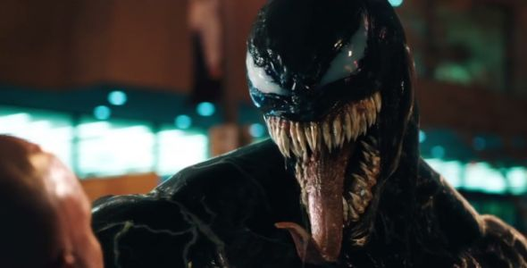 Watch the new 'Venom' trailer to see Tom Hardy make a terrifying transformation