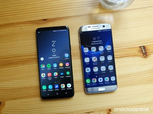 Samsung Galaxy S9+ vs. Galaxy S7 edge: Should you upgrade?