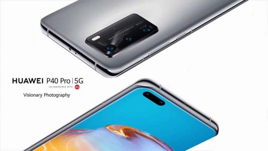 Huawei officially presents the P40, P40 Pro and P40 Pro Plus
